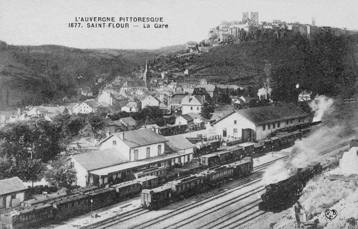 Gare De Neussargues